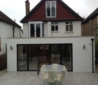North London extension builders