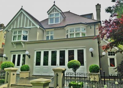 Extension builders North London