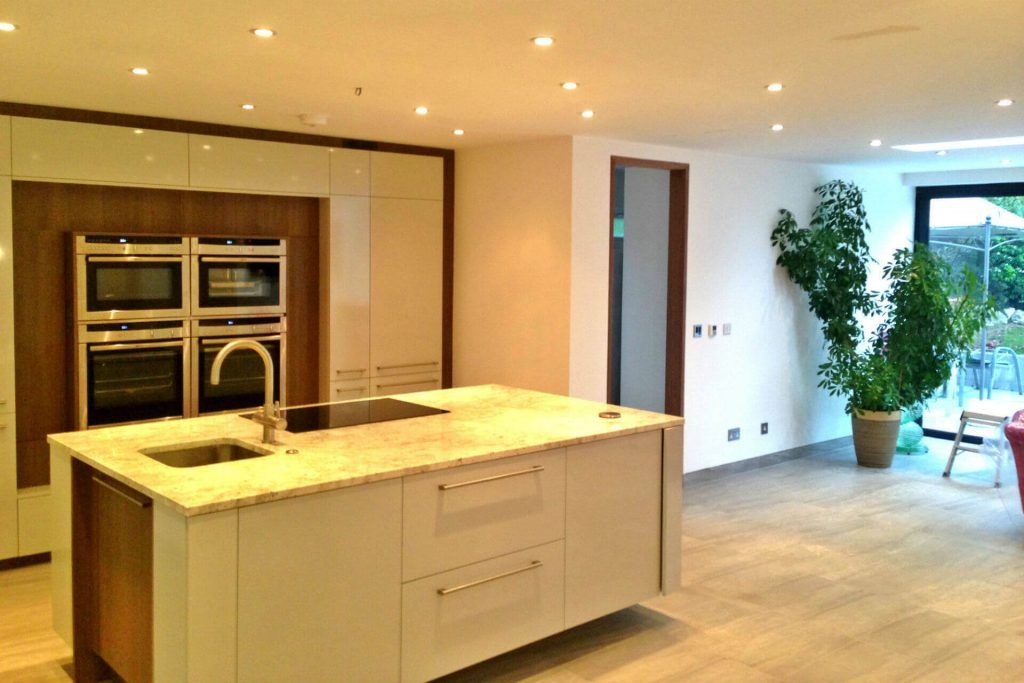 Kitchen Extension Company in London