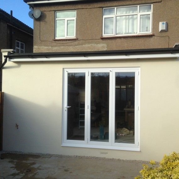 example of home extension