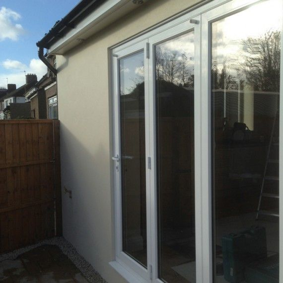 an example of home extension